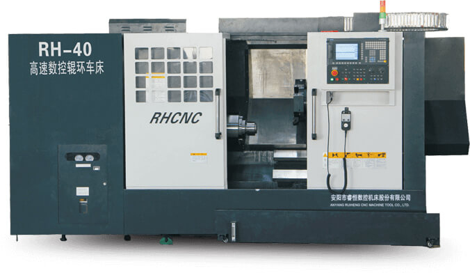 RH-40 Roller Ring CNC Lathe