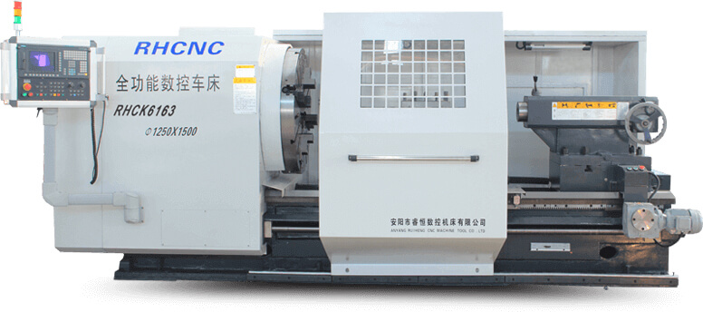 High-precision Universal CNC lathe