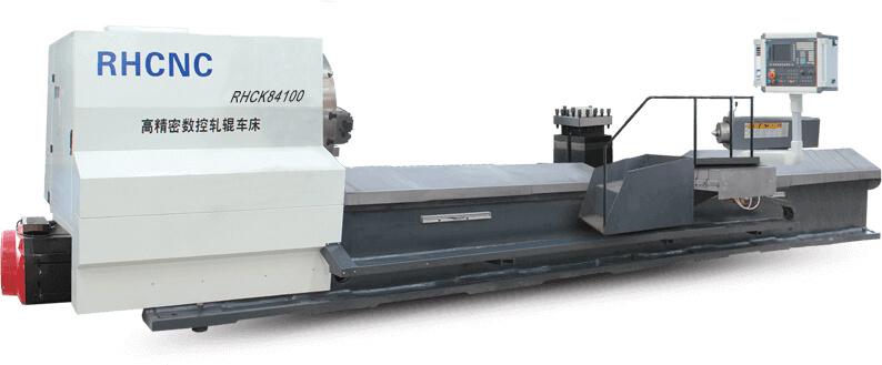RHCK84100 Mill Roll CNC Lathe
