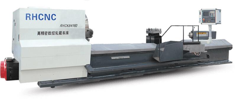 RHCK84160 Mill Roll CNC Lathe