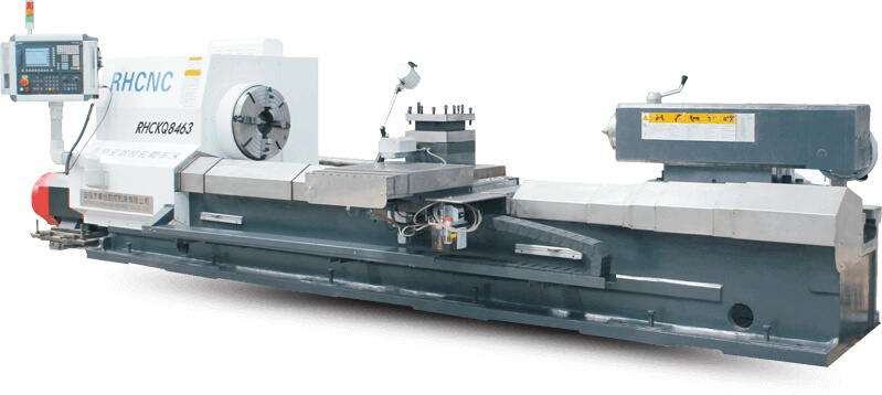 High-precision CNC Mill roll lathe RHCKQ8463