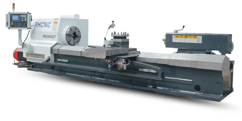 RHCK8450 Mill roll CNC Lathe
