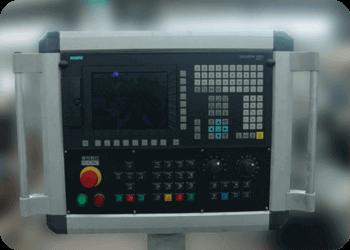 CNC roll lathe-RHCK8450-CNC System