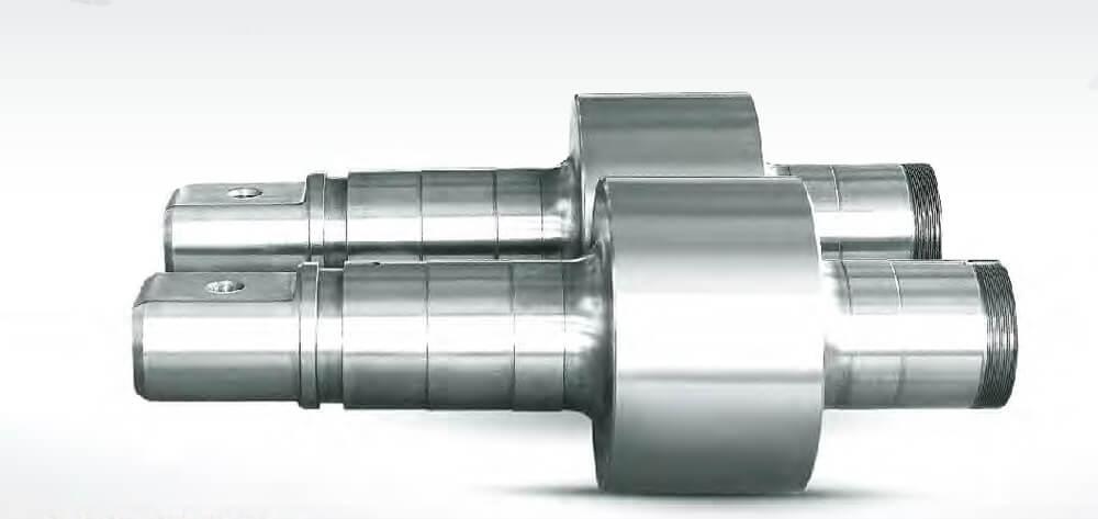 RHCNC-alloy nodular cast iron rolls