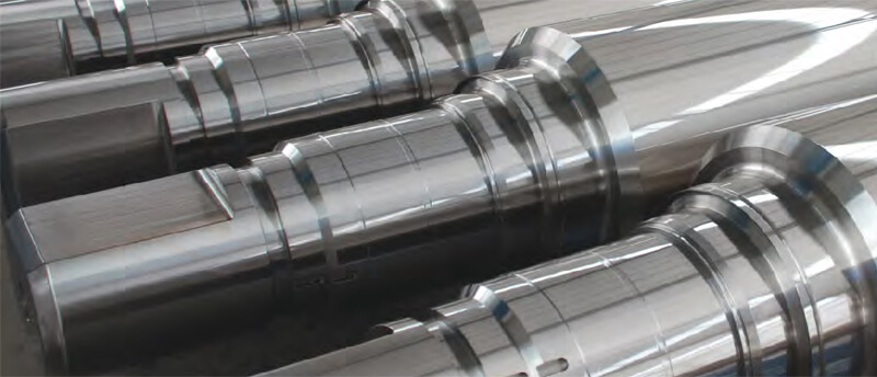 forged steels rolls