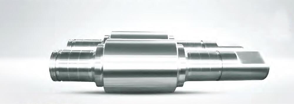 RHCNC-high chromium steel rolls