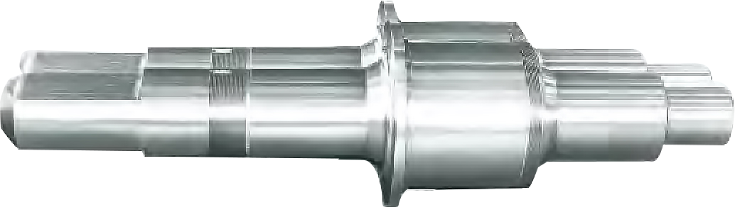 RHCNC-sleeve and roll shaft