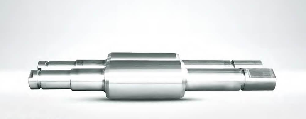 RHCNC-spin cast high chromium iron rolls